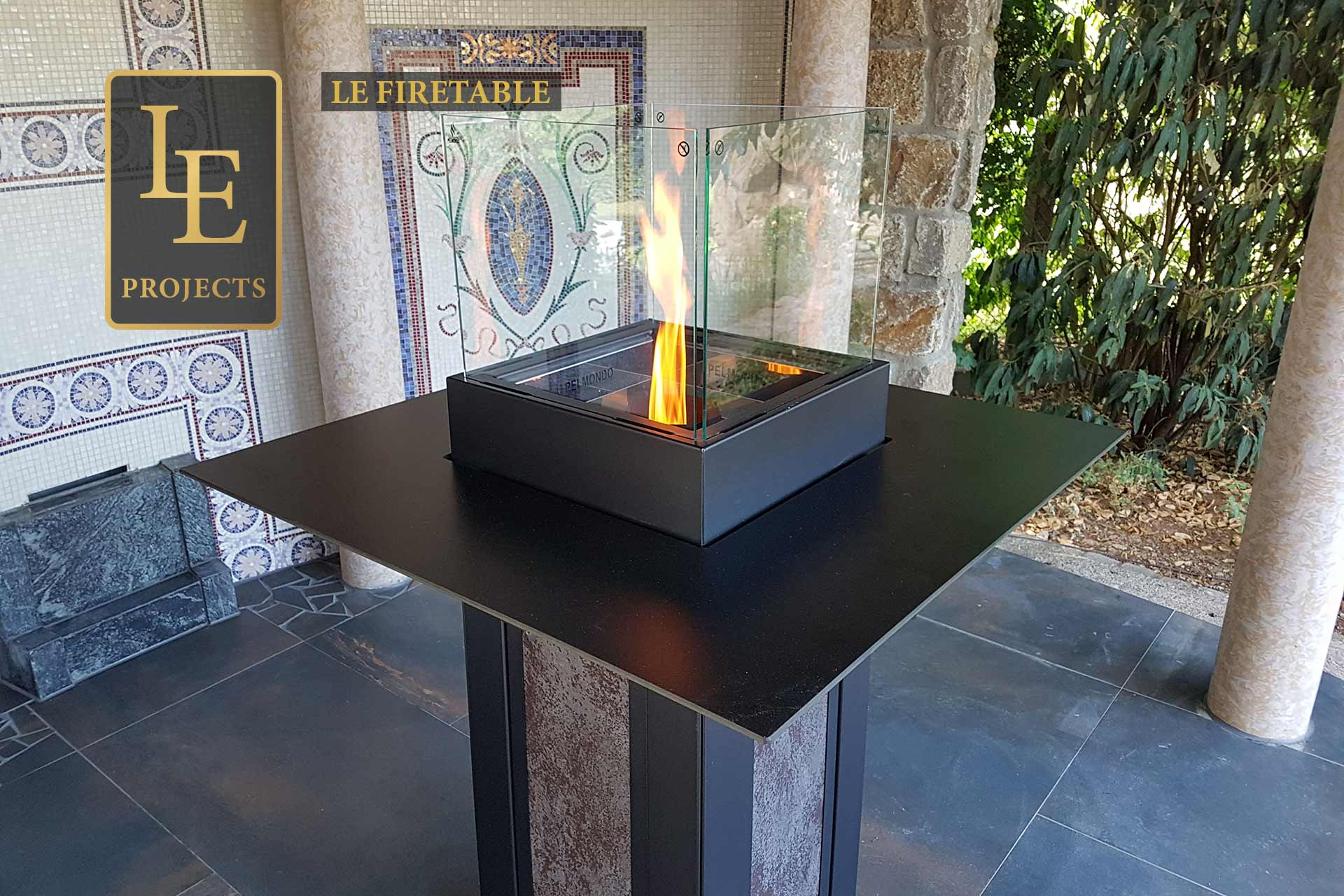 LE Projectsline LE FireTable
